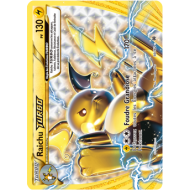 Raichu Turbo pv130 50/162 Xy08 Impulsion Turbo
