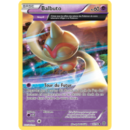 Carte Pokémon full art Balbuto pv 60 - 32/98
