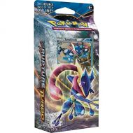 "Starter XY9 Rupture Turbo ""Vague Pourfendue"" Deck de 60 cartes + Amphinobi pv130 Holo"