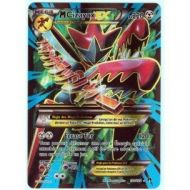 Carte pokémon méga Cizayox-ex 220 pv - 120/122 Full Art - XY Rupture Turbo