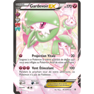 Carte pokémon ex Gardevoir-ex pv 170 Full Art RC30/RC32 Collection générations rayonnement