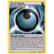 Carte Pokemon reverse Energie Danger 82/98