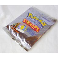 1 sachet de 10 Stickers Pokémon Artbox De Collection série 1
