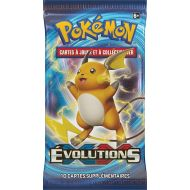 Booster Evolutions XY12 illustration Raichu
