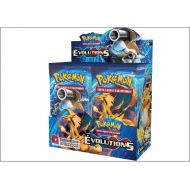 Lot Discount XY12 Evolutions PROMO : 1 Display 36 Booster XY12 + 2 Tripack XY Evolutions Kyurem Noir et Roussil + 2 Deck XY12