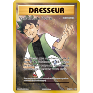 Carte Full Art Dresseur Vaillance de Pierre 107/108 Evolutions
