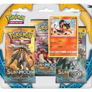 Tripack 3 Boosters - XY 13 Soleil Et Lune Flamiaou 60 Pv