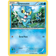 Grenousse Pv 50 Carte Commune - 46/162 - XY08