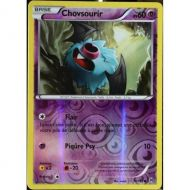 Chovsourir Pv 60 Carte Reverse Commune - 71/162 - XY08