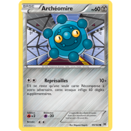 Archéomire Pv 60 Carte Commune - 95/162 - XY08