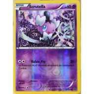Scrutella Carte Reverse Commune Pv 60 - 32/124 - XY10