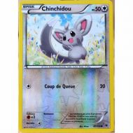 Chinchidou Carte Reverse Commune Pv 50 - 87/124 - XY10