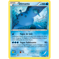 Démanta Carte Commune 100 Pv - 27/114 - XY11
