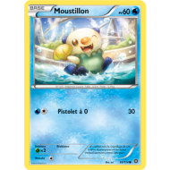 Moustillon Carte Commune 60 Pv - 30/114 - XY11