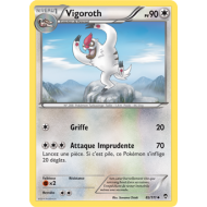 vigoroth 90 pv 82/111 reverse poings furieux