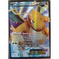 Dracolosse EX 180 PV 108/111, Ultra rare, FULL ART XY03 pongs furieux