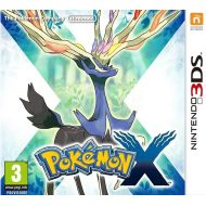 Jeux video POKEMON X - sur Nintendo 3DS