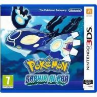 Nintendo 3DS Pokemon Saphir Alpha