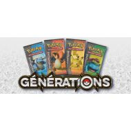 Booster de 10 cartes Pokémon collection Générations