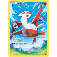 Latias pv90 XY78 full art