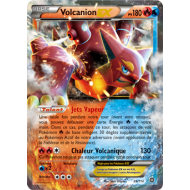 Volcanion EX 180 pv - XY11 26/114 Offensive Vapeur TYPE DOUBLE Energie