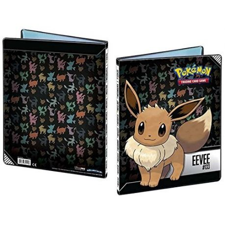 Portfolio A4 Ultra Pro Pokémon illustration EVOLI / EEVEE