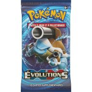 Booster Evolutions XY12 illustration Méga Tortank Ex