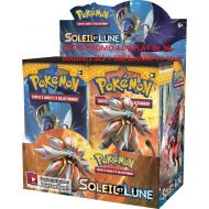 3 DISPLAY Pokémon Soleil et Lune 1 : 108 boosters PROMO DISCOUNT