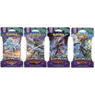 Promo Boosters SL2 lot de 4 Gardiens Ascendants avec illustrations differentes