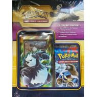 Coffret Deck XY-Poings Furieux + 2 Boosters + 1 Carte Promo Brillante Pandarbare