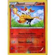 Roussil Carte Reverse Peu Commune Pv 80 - 12/124 - XY10