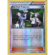 Fan Club Pokémon Carte Reverse Peu Commune - 107/124 - XY10