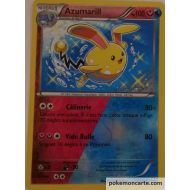 Azumarill Carte Double Energie Reverse Peu Commune 100 Pv - 77/114 - XY11