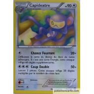 Capidextre Carte Peu Commune 90 Pv - 91/114 - XY11