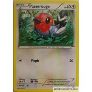 Passerouge Carte Commune 40 Pv - 94/114 - XY11