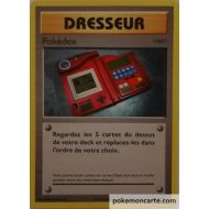 Pokédex Carte Peu Commune - XY12 - 82/108