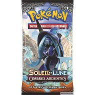 4 boosters Differents Pokémon SL3 Soleil et Lune 3 : Ombres Ardentes Vf Neuf