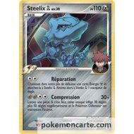 Steelix 100 PV - 51/111 Rivaux Emergents