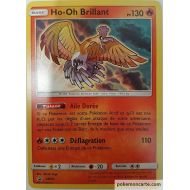 Carte Brillante : Ho-Oh Brillant pv 130