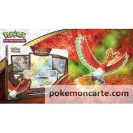 Collection Pouvoirs Premium - Legendes Brillantes -Coffret Pokemon SL3.5 Ho-Oh GX Arc-en-ciel
