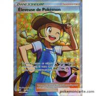 Eleveuse de Pokemon Full Art - 73/73 - SL3.5