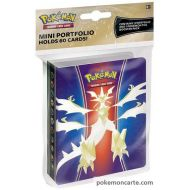 Pokemon Mini Portfolio SL6 Lumiere Interdite + 1 booster Sun & Moon 6 Gratuit