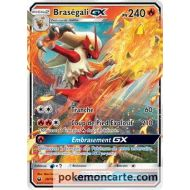 Carte pok mon gx pokemon carte au d tail rare du - La plus forte carte pokemon du monde ...
