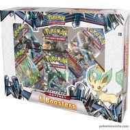 Coffret 6 Boosters Pokemon