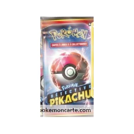 1 Booster Detective Pikachu
