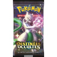 Booster SL11.5 Destinées Occultes Images Mewtwo