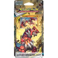 Starter Groudon Eclipse Cosmique