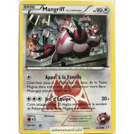 Mangriff Pv 90 Double Danger 22/34 Carte Commune