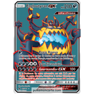 Engloutyran GX Carte Full Art Ultra-Chimère 210 Pv - SL4 - 105/111