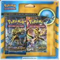 Duo Pack XY09 Rupture Turbo 2 Boosters + 1 Pin's